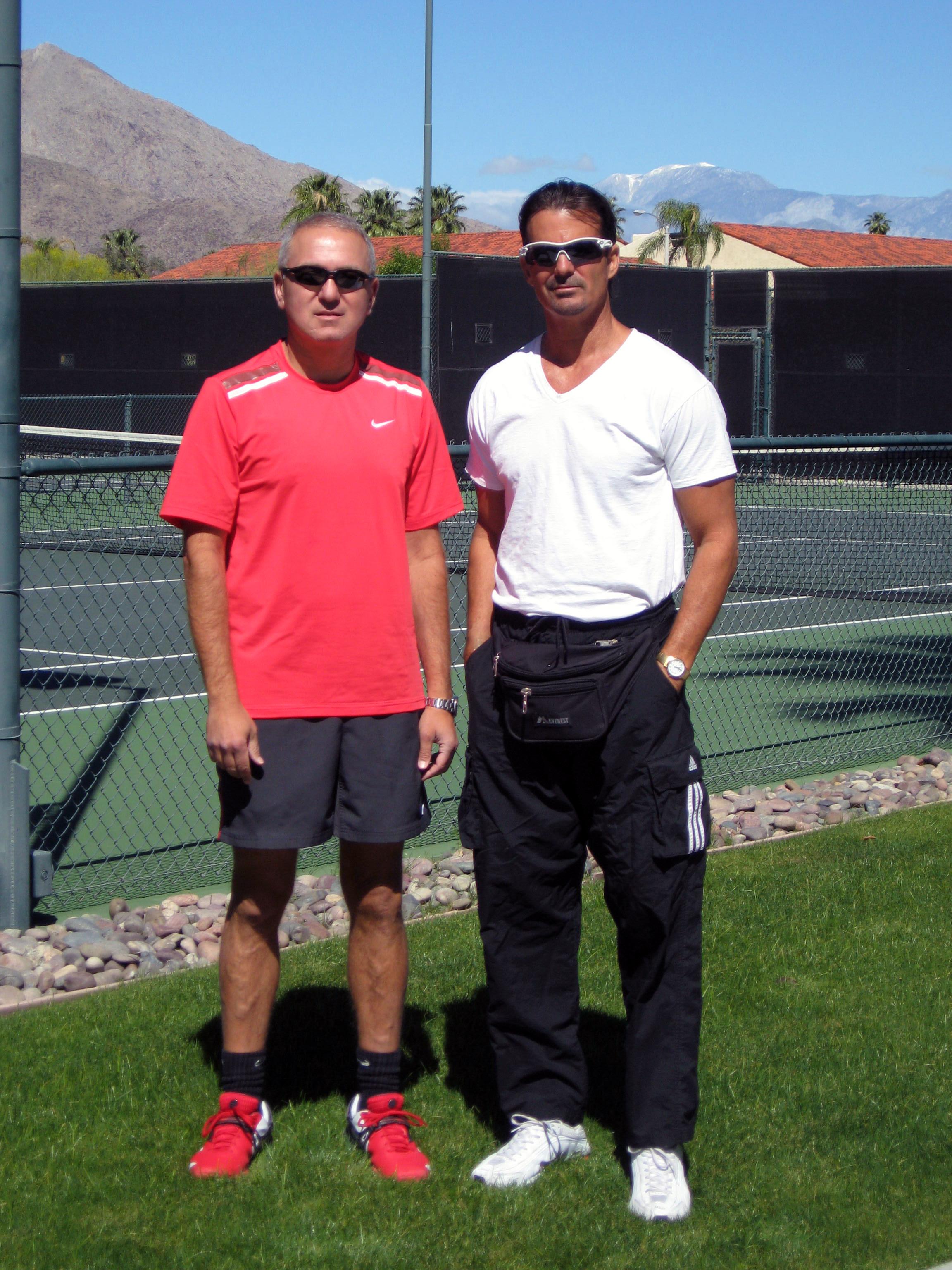 Singles Finalists Photos – 2012 Plaza Racquet Club Singles Championships